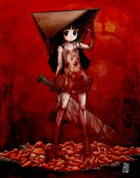 Pyramid Head Loli by sachsen