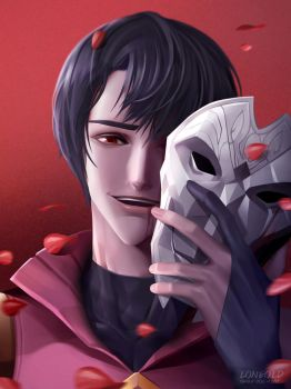 Jhin by LONEOLD