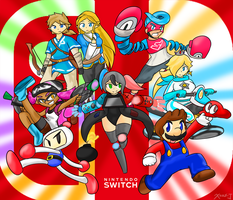 Switch Lineup Collection by Xero-J