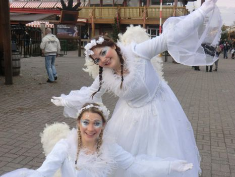 2 angels welcome you by 13winx