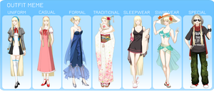 MM: Eurydice's Wardrobe by lacelazier