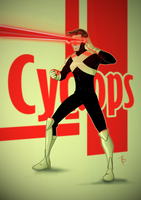 Cyclops Evolution by IBlackWolf