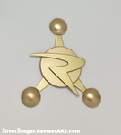 Council of Ricks Badge by SilverSlinger