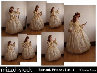 Fairytale Princess Pack 8 by mizzd-stock