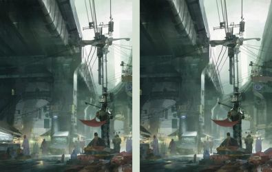 Under the Railway - stereo by artbytheo