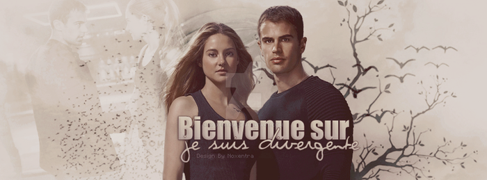 Je suis Divergente by N0xentra