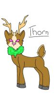 Thorn  by xXPixelatedARTSXx