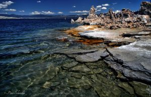 Mono lake. by Phototubby