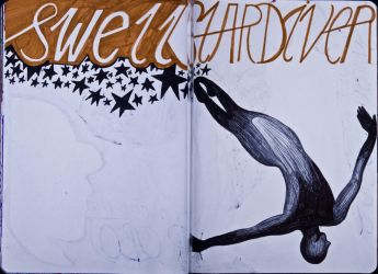 The Sketchbook Project 2013 - S by Nakilicious