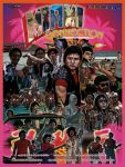 MIAMI CONNECTION POSTER by Kk-Man