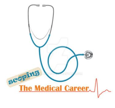 medical career logo by ahmadhasan
