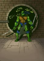 TMNZ - Coloured by jonathan-munro