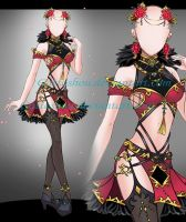 Outfit ADOPT 139 [ Auction ] [ CLOSED ] by GattoAdopts