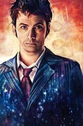 The Time Lord by alicexz