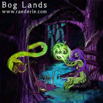 Bog Lands by phoenix-muse
