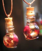 Magic Vials - Orianas by Izile