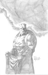 Captain America by butones