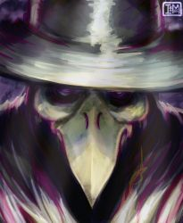 Plague Doctor by IanMacDougall