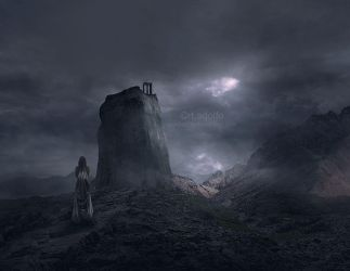 The Temple of God by RoadioArts