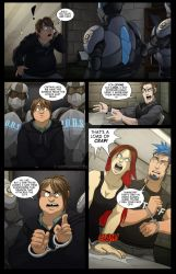 Issue #2 pg. 24 by RotAngel