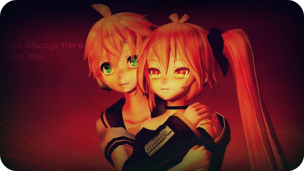 [MMD] I'm Here For You + Motion DL by RandomAnimeArtist