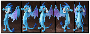 Princess Ember Custom Plush by Nazegoreng