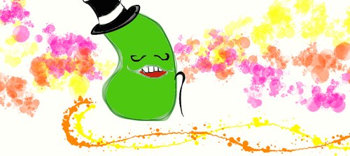 Wanted to be part of this pear party by Jigoku-Rui-chan