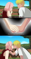 I will hold your hand in the end by MissxKyle