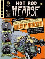 Hillbilly Hellcats by theLIZARDMAN