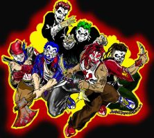 psychopathic family by john2dope