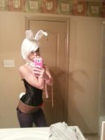 Battle Bunny Riven by Toniji-Arts