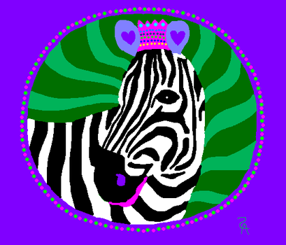 Zebra Song by turtlesong