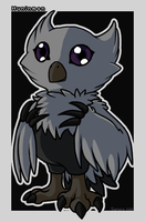 A little raven by fox-song