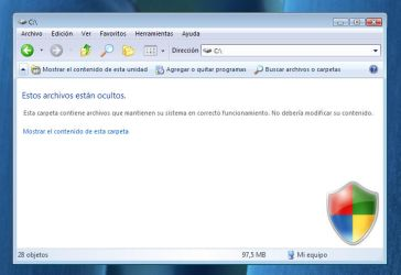 Windows 7 M3 shellstyle for XP by leosss