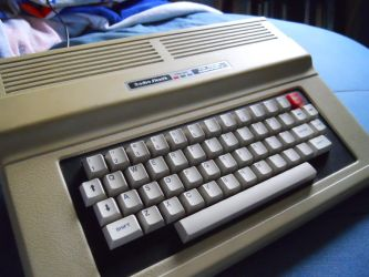 Tandy Color Computer 2 by TheKid965