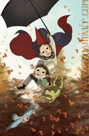 OtGW: You can fly! by Tybay