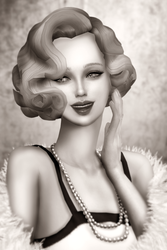 Cecilia in 3D (feat. 1920s) by tolknam