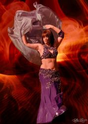 Belly Dancer Mysteria 2018 by Duena