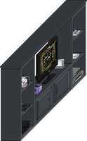 HDTV + More Nintendo Consoles by BLUEamnesiac