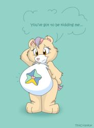 She Doesn't LOOK Pregnant... by ThisCrispyKat