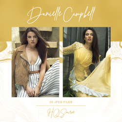 Photopack 3070 // Danielle Campbell by HQSource