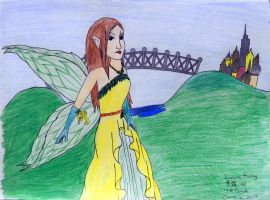 by Lauren Huang - 7th grade by DH-Students-Gallery