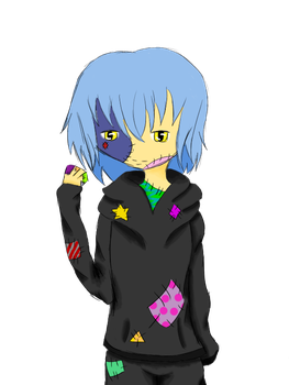 Patchy -Colored Adopt- by XxLive-Love-WritexX
