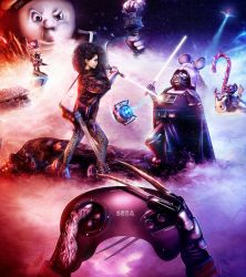 Time Clash by visio-art