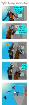 Why Asher Mir isn't allowed on the Tower anymore by Dulcamarra