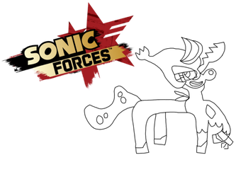 Sonic Forces Keldeo Base by AsheAndCJThePikachus