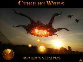 Cthulhu Wars: Muther's Seedlings by OliverInk