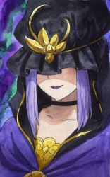 Medea - Fate Portrait 13/30 by TomoeOtohime