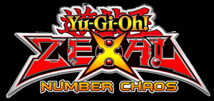 Yu-Gi-Oh! ZEXAL: Number Chaos Logo by MarioFanProductions
