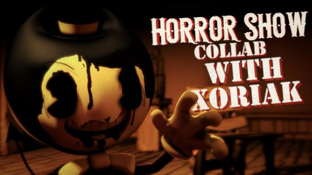 The Horror Show Collab | Thumbnail by realAxie